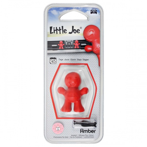 Little Joe 3D - Amber