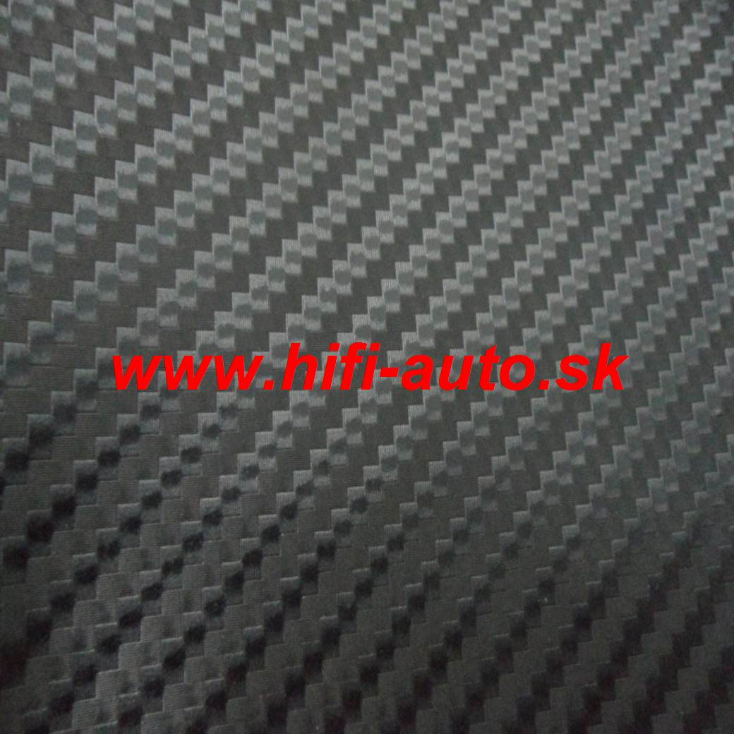 Čierna 3D carbon (air free bubbles)