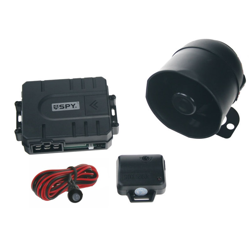 SPY CAR upgrade autoalarm