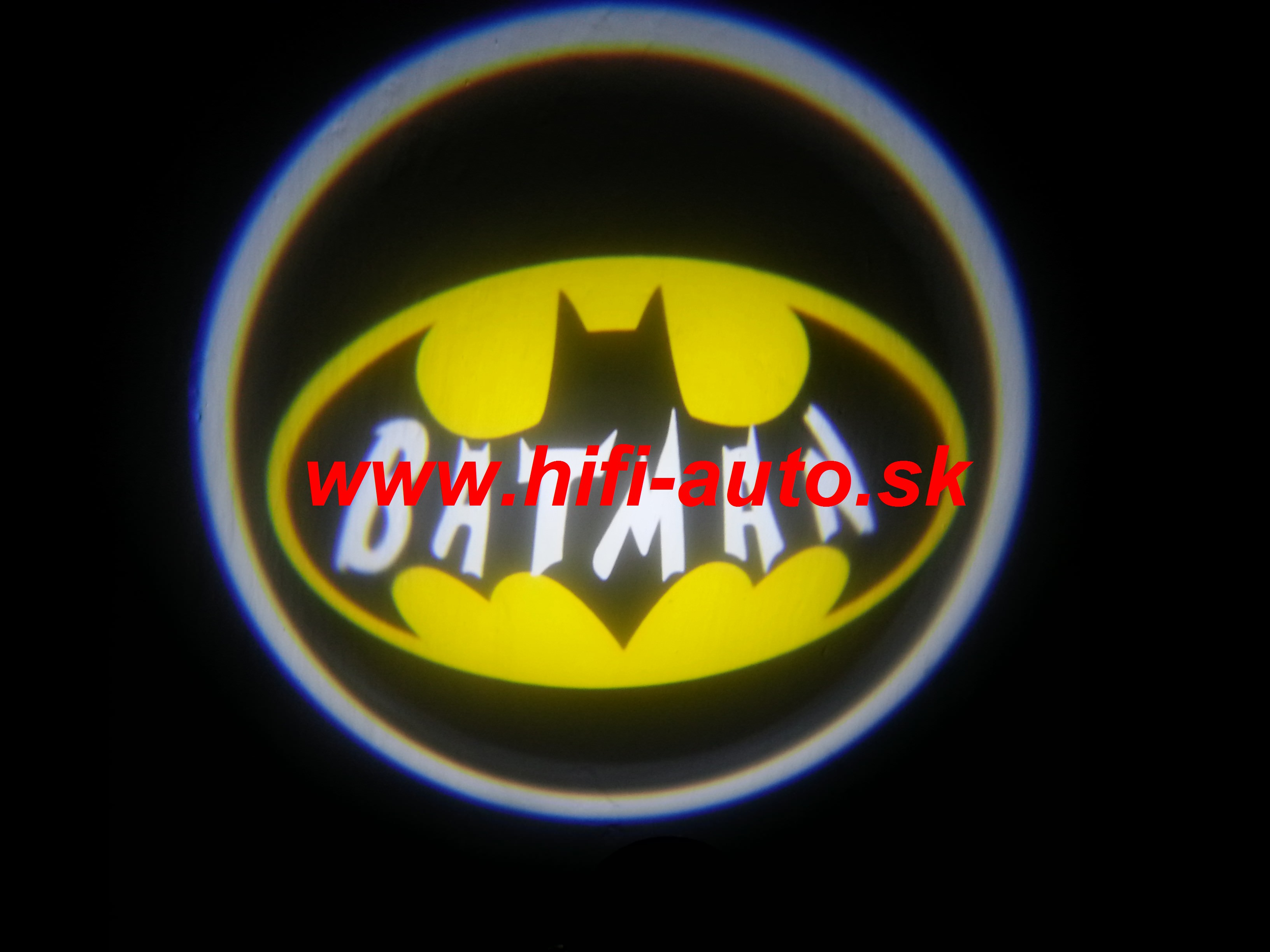 LED logo projektor Batman