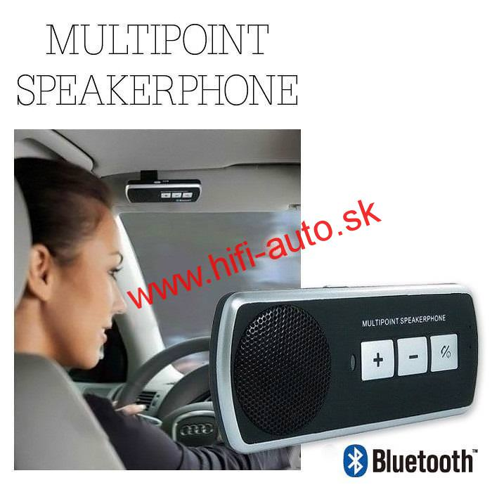 Bluetooth handsfree sada do auta