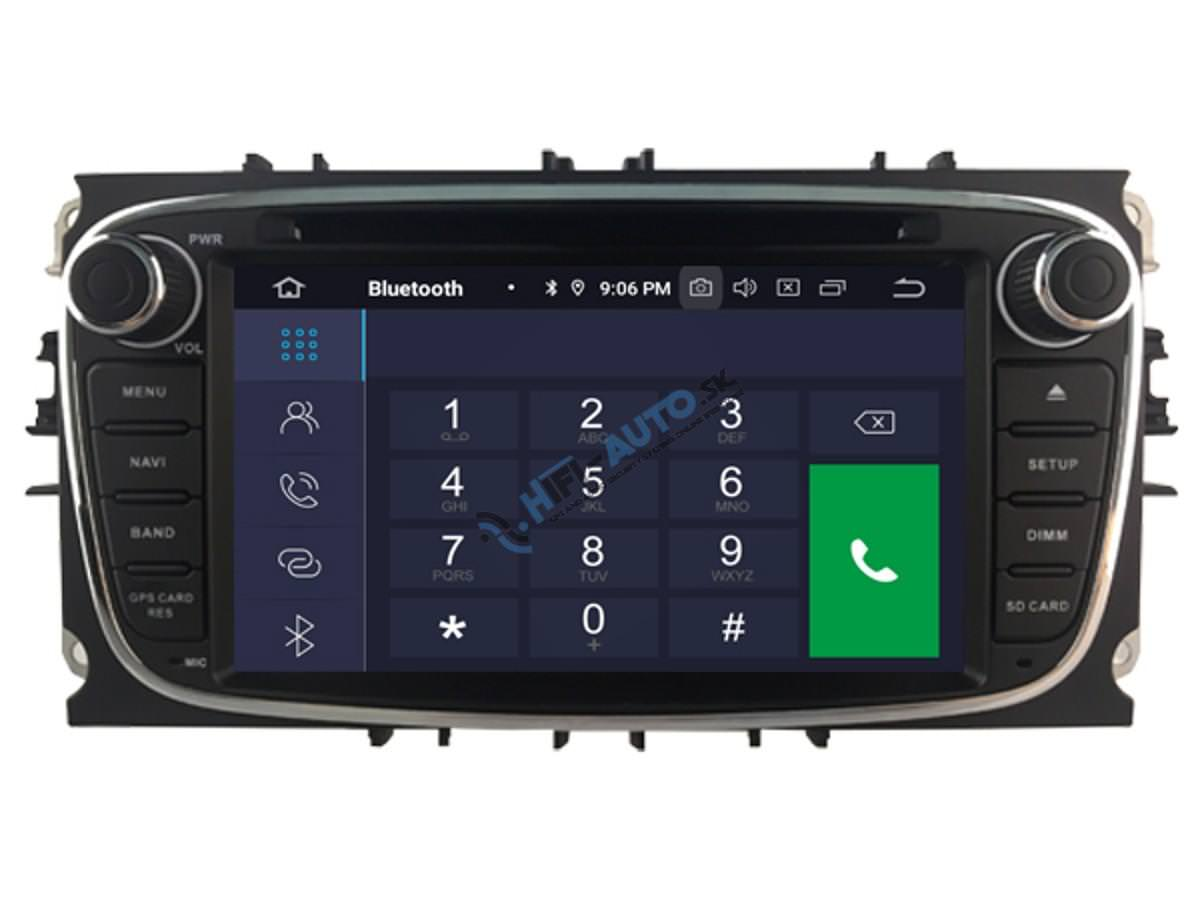 ANDROID 10 FORD FOCUS, MONDEO autorádio