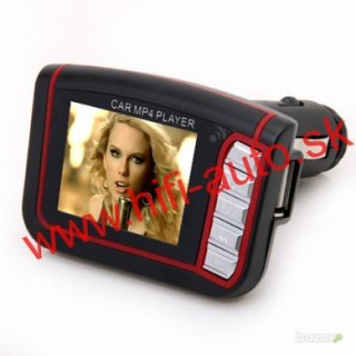 FM Transmitter s USB, SD, 1.8 displej
