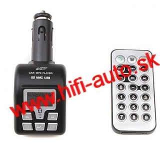 Fm transmitter s bluetooth