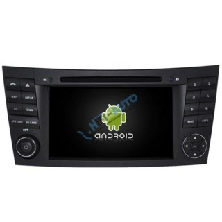 ANDROID 8.1 Mercedes W211 autorádio