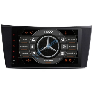 ANDROID 10 Mercedes W211 autorádio