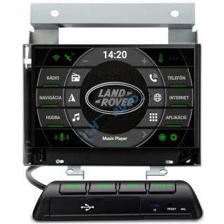 ANDROID 10 Land Rover autorádio