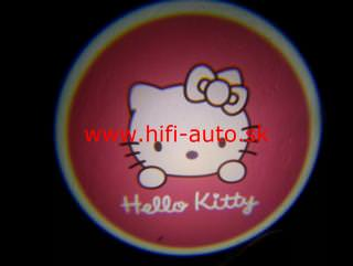 LED logo projektor Hello Kitty